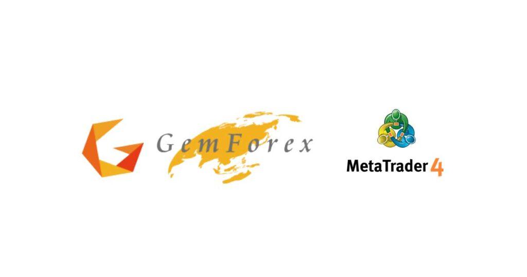 GemForexでのトレードの仕方~MT4を使用する